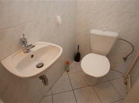 Apartmán č.1 - WC