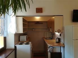 Apartmán č.2 - kuchyň