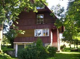 Chata U Karla - ubytování Rudná pod Pradědem