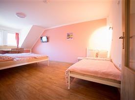 Apartmán Zlatovláska