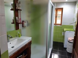 Koupelna v přízemí