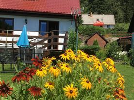 Chata Lipno - ubytování Lipno nad Vltavou