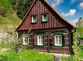 Chalupa Roubenka - ubytování  Prysk