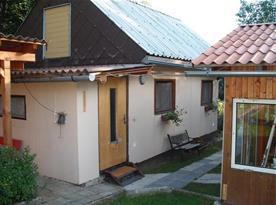 Vchod do domku