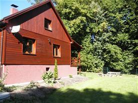 Chata Nýdek - ubytování Nýdek
