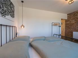 Obytný pokoj A v apartmánu A