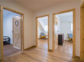 Ložnice A v apartmánu A