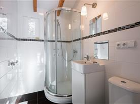 Mobilní dům - koupelna