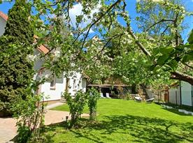 Zahrada domu