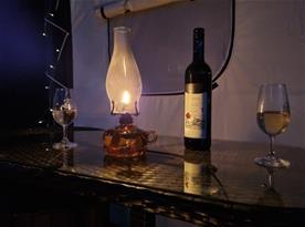 Večerní pohodička u vína