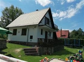 Chata U Dlouhého Pepy - ubytování Jílovice