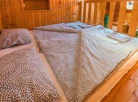 Matrace na podestě (ložnice B)