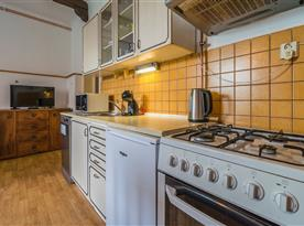 Kuchyně v přízemí