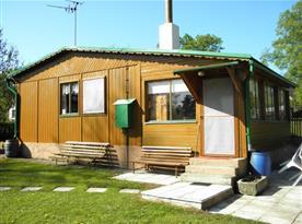 Chata Miluška - ubytování  Doksy