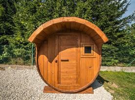 Sauna v sudu