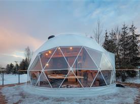 Stan v zimě
