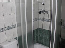 Apartmán prízemie, kúpeľňa