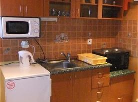 Apartmán v přízemí - kuchyně