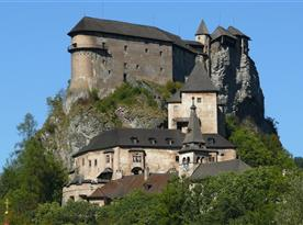 Oravský hrad (33,8km)