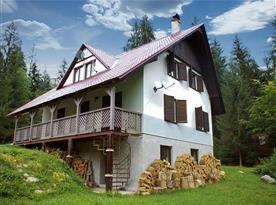 Chata Mýto v obci Mýto pod Ďumbierom