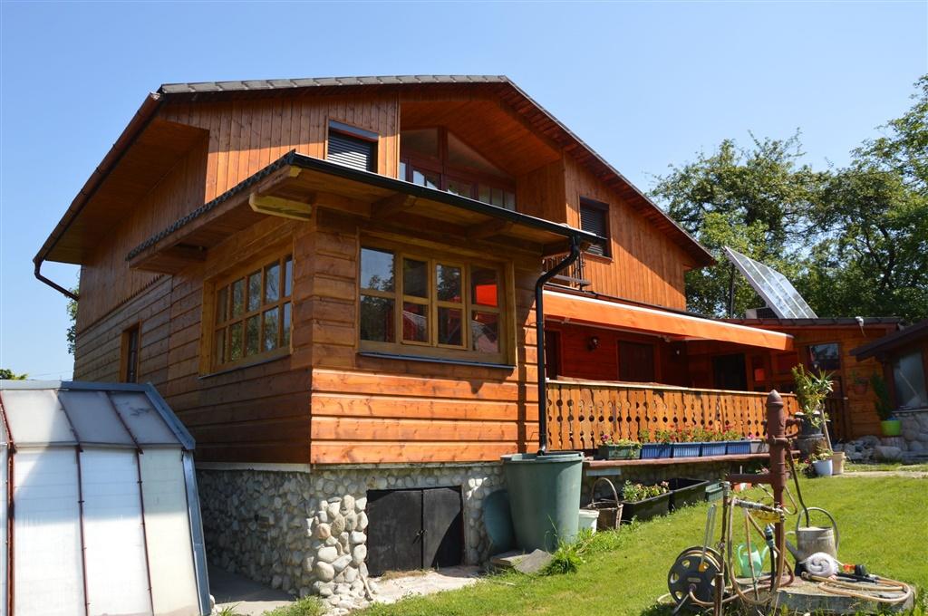 Chata Podlesí - ubytování  Valašské Meziříčí -Valašské Meziříčí