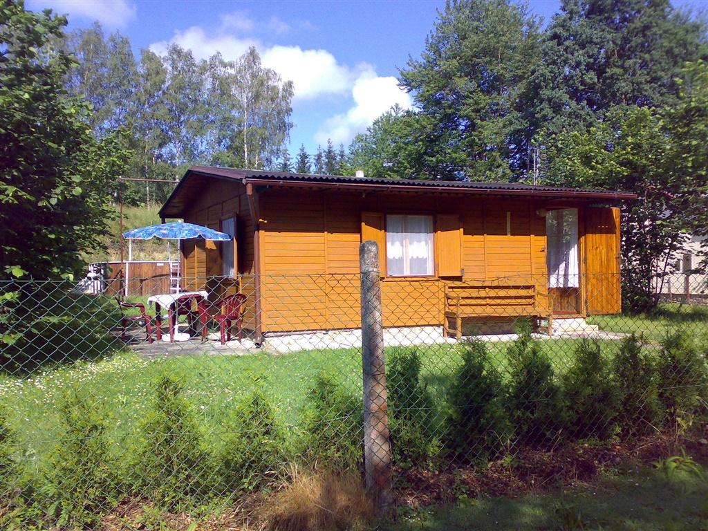 Chata Anička - ubytování  Frahelž -Frahelž