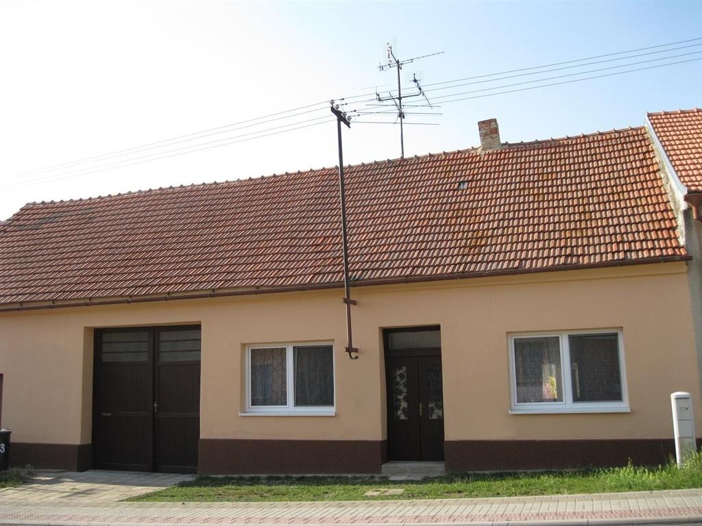 Chalupa Bořetice - ubytování  Bořetice -Bořetice