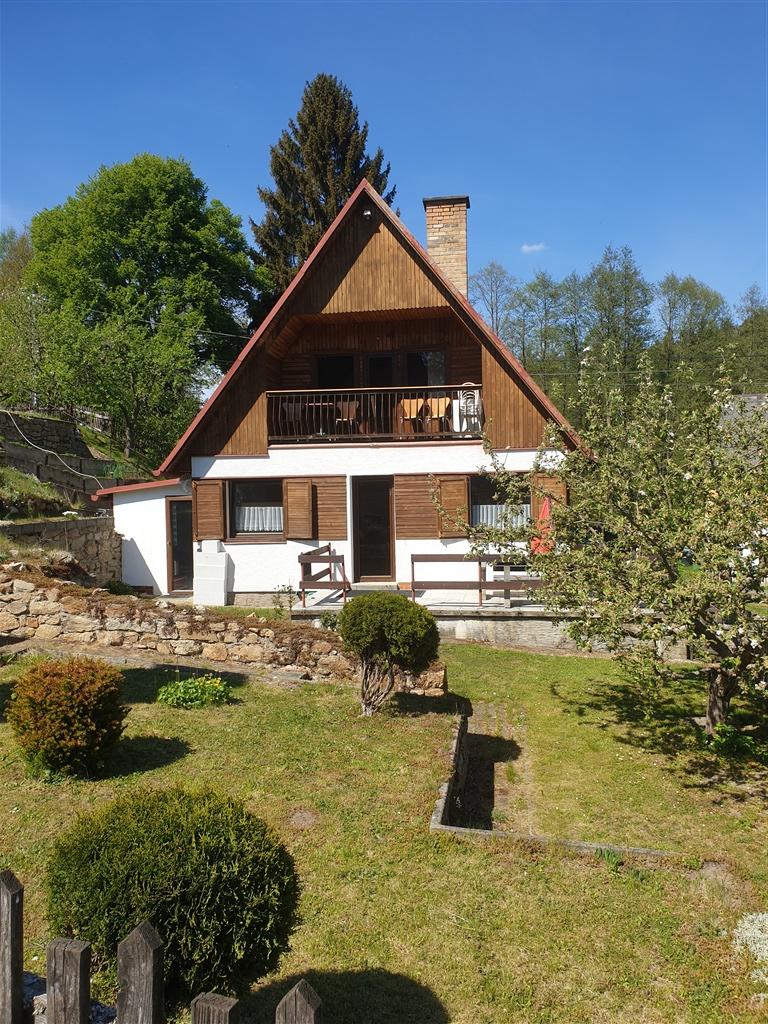 Chata Seeberg - ubytování  Poustka -Poustka