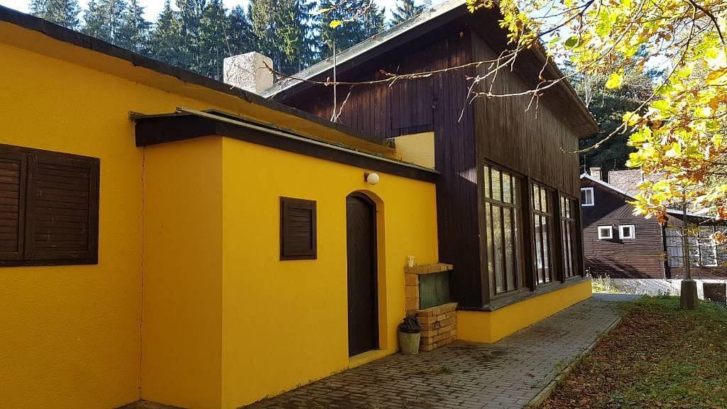 Chata Retro Slapy - ubytování  Křečovice -Křečovice