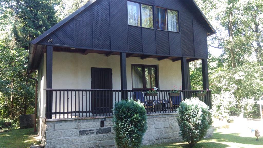 Chata Dvořiště - ubytování  Smržov -Smržov