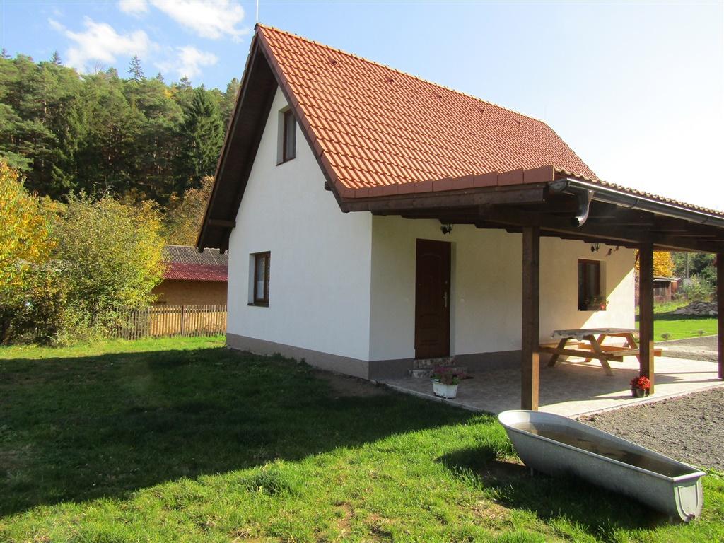 Chata U levandule - ubytování  Ohrazenice -Ohrazenice