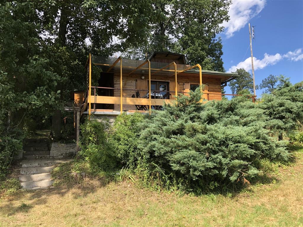 Chata Na samotě u lesa a řeky - ubytování  Tasov -Tasov