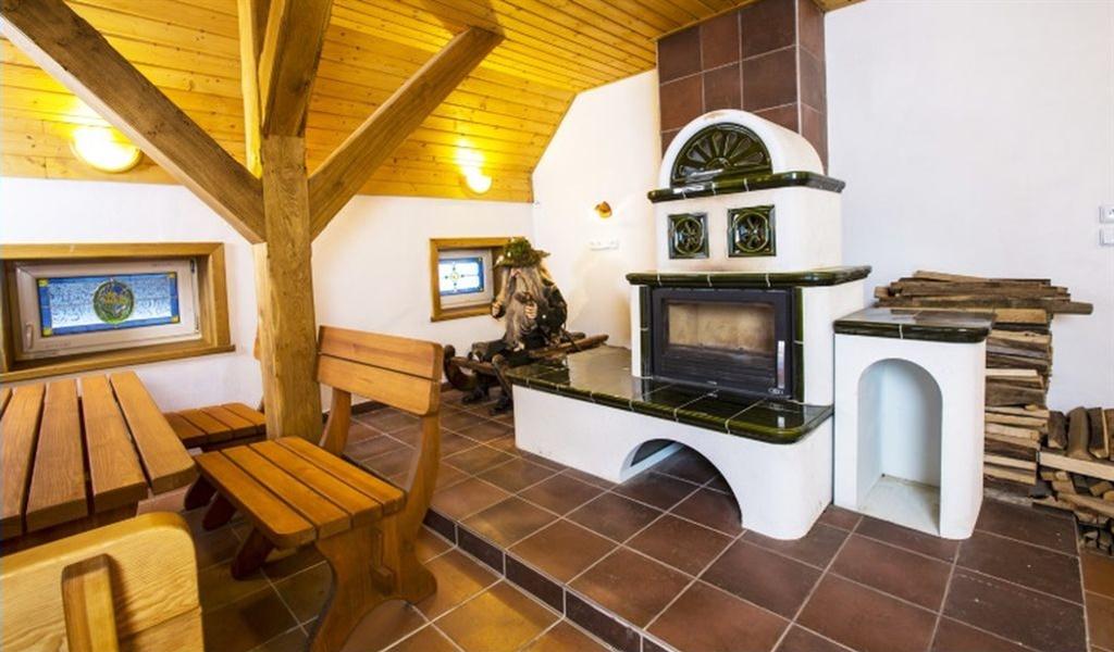Chata Depandance Pod Lipami - ubytování  Rokytnice nad Jizerou -Rokytnice nad Jizerou