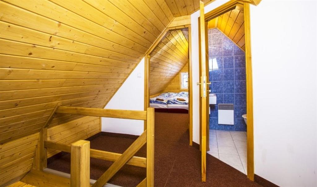 Chata Depandance Pod Lipami - ubytování  Rokytnice nad Jizerou