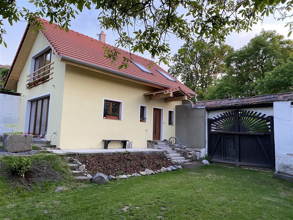 Chata Kostelec - ubytování  Kostelec nad Vltavou -Kostelec nad Vltavou