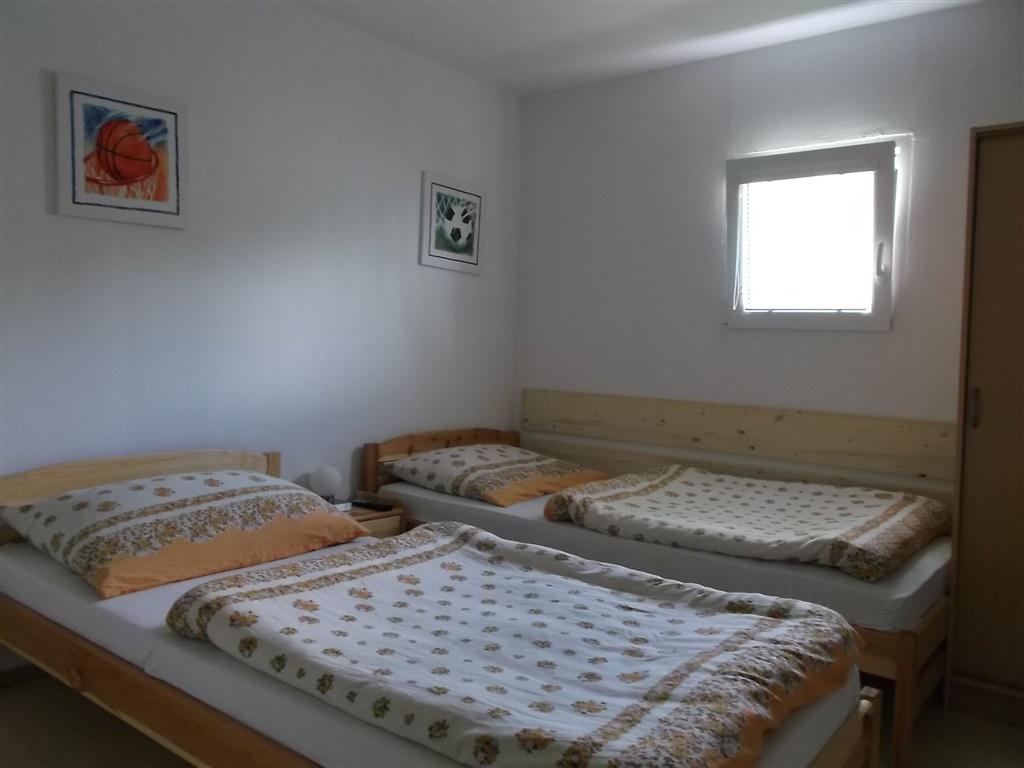Chata Svahova 2 - ubytování  Boleboř