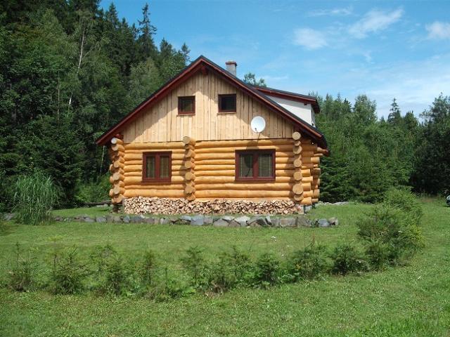 Chata Srub KOMORA - ubytování Holčovice -Holčovice