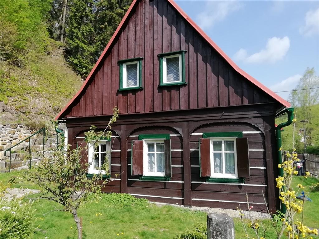 Chalupa Roubenka - ubytování  Prysk -Prysk