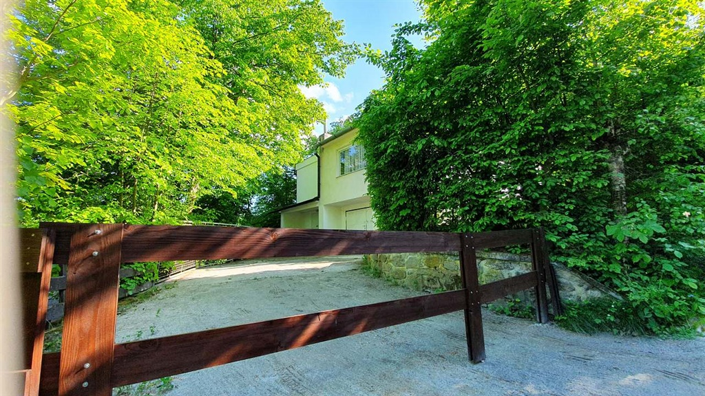 Chata Vranovská přehrada - ubytování  Oslnovice -Oslnovice