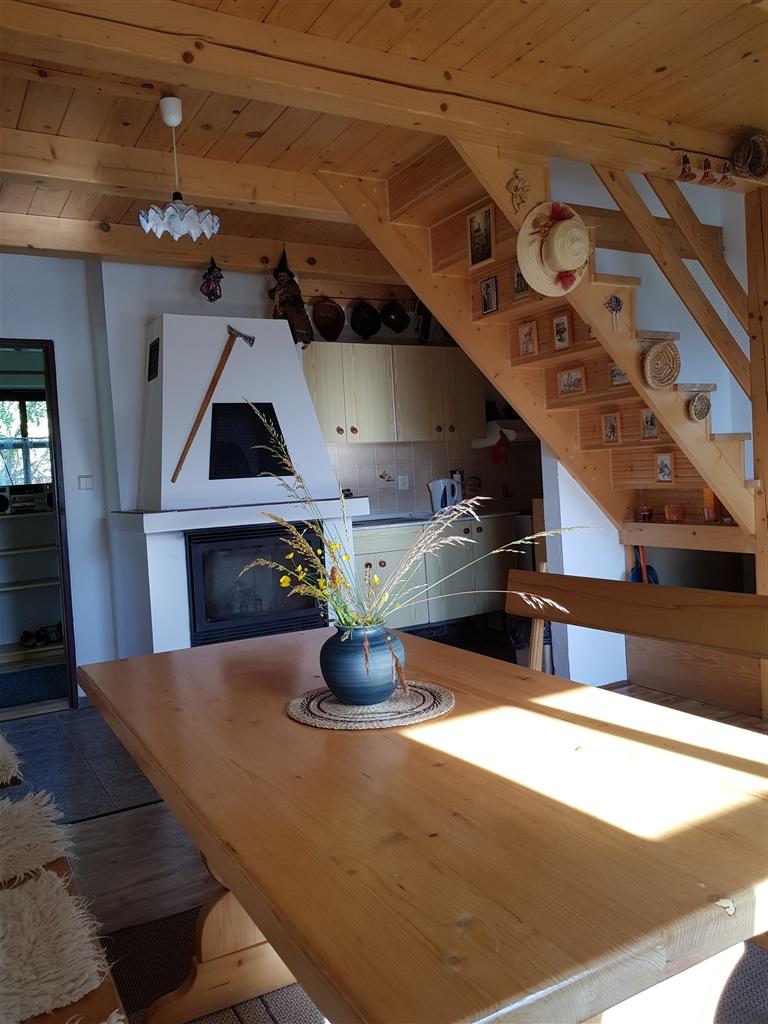 Chata Podlesí Brňov - ubytování  Valašské Meziříčí