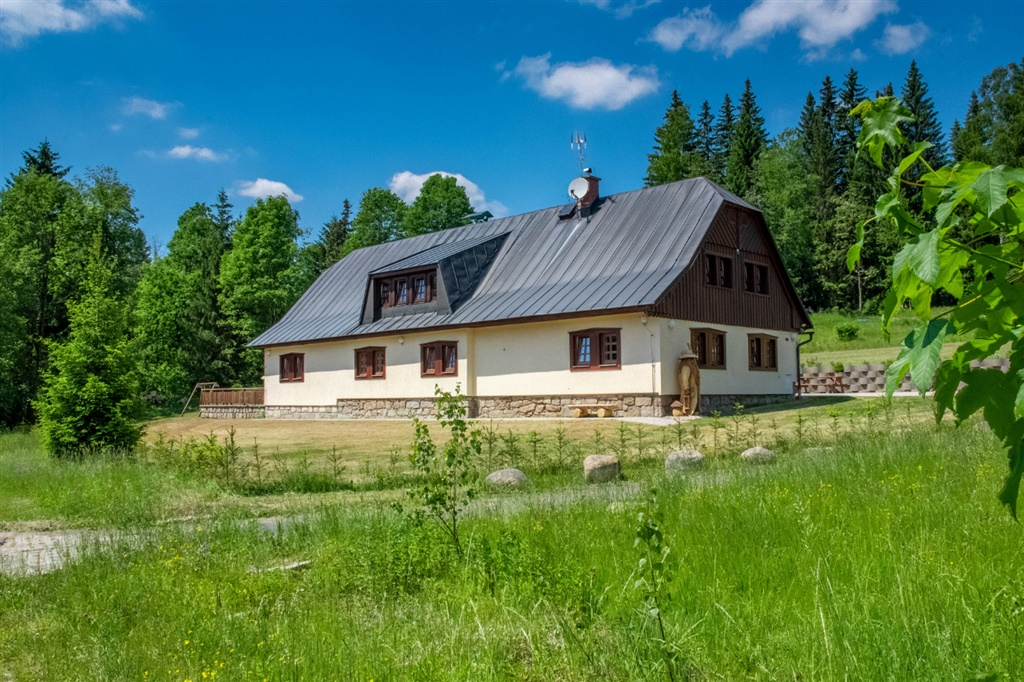Chalupa Harrachov 156 - ubytování  Harrachov