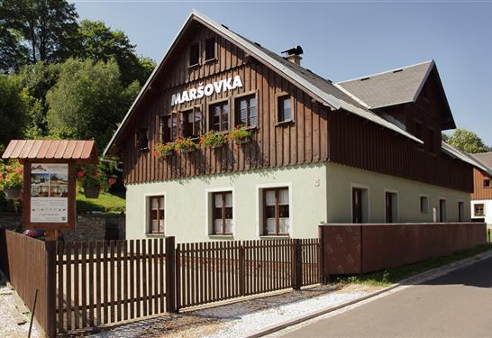 Horská chata Maršovka Horní Maršov