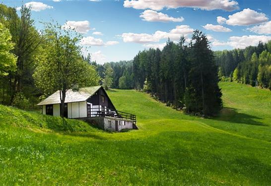 Chata Babeta - Teplice nad Metují - Ubytování v Adršpachu