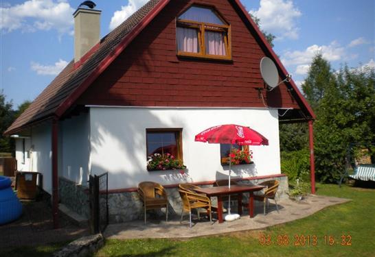 Chata Pohoda - Vlčice - Ubytování Krkonoše
