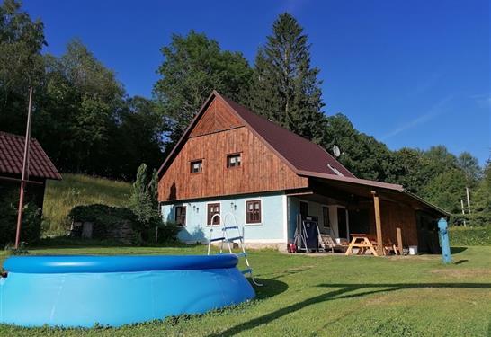 Chalupa U Kožešníků I - Sedloňov - Zimní dovolená a zimní prázdniny v Orlických horách