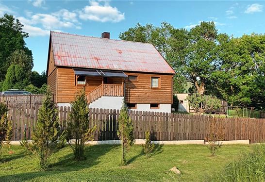 Chalupa U Vltavy - Pěkná - Chaty a chalupy na Lipně