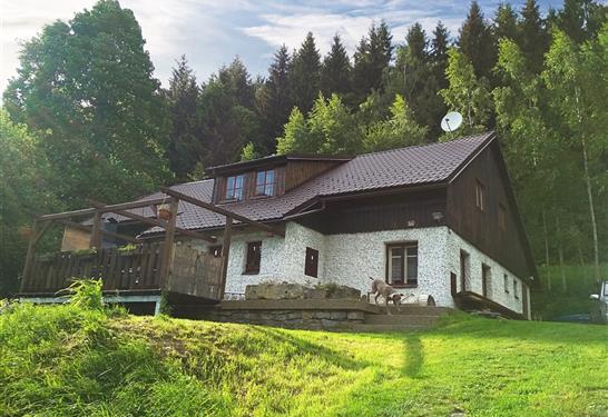 Chalupa Pod Čihalkou - Olešnice v Orlických horách - Ubytování Orlické hory
