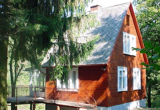 Chata Nela - Hostěnice - Chaty a chalupy k pronájmu - Moravský kras