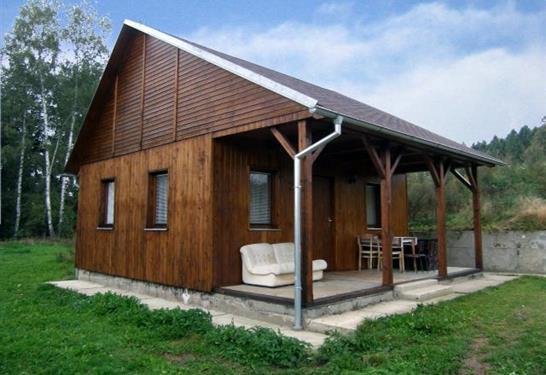Chata Květa - Útěchovice - Zimní dovolená a zimní prázdniny na Vysočině