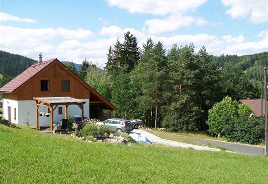 Chalupa Pod Kamencem - Jablonec nad Jizerou - Chaty a chalupy k pronájmu - Krkonoše